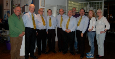 Lothian Bus Drivers Choir