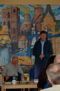 Colin Fox chairs A Life in Politics