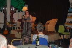 Caroline Dunford - opening night