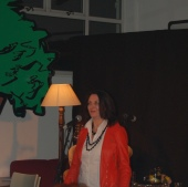 Catherine Simpson - opening night