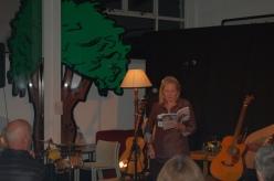 Christine Hoy - opening night