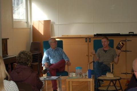 Desert Island Books with Doug Johnstone