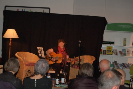 Eileen Penman - opening night