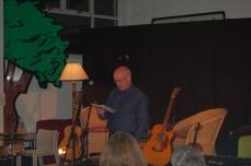 Jim Gilchrist - opening night 2