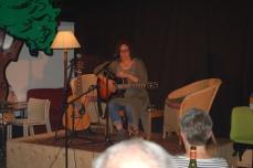Lisa Rigby - opening night