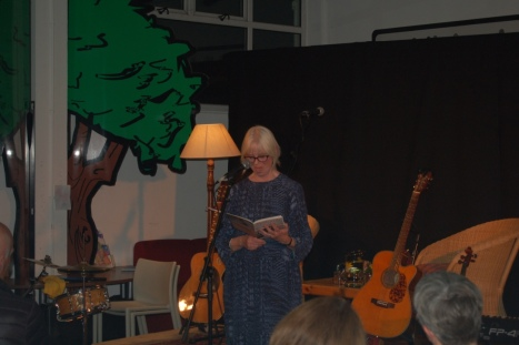 Mae Shaw - Opening night