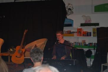 Mairi Campbell - opening night