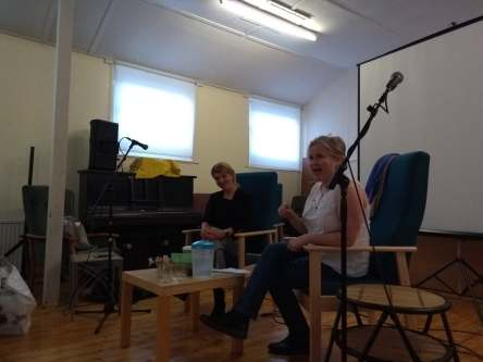 Stephanie Nimmo with Lisa Hardie - Was This in the Plan