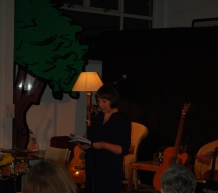 Susan Elsley - opening night